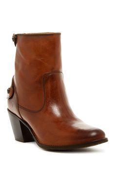 Jackie Zip Short Boot by Frye on @nordstrom_rack
