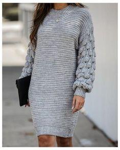 Sweater Dress Outfit, Long Sweater Dress, Knit Dress, Legging Outfits, Long Sweaters, Chunky Sweaters, Knit Sweaters, Knit Fashion, Cute Casual Outfits