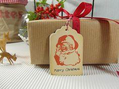 Geschenkanhänger - Geschenkanhänger Weihnachten Weihnachtsanhänger - ein Designerstück von DesignArbyte Christmas Presents, Merry Christmas, Grafik Design, Gift Tags, Gift Wrapping, Gifts, Paper, Beautiful Things, Craft Items