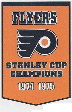 Philadelphia Flyers that's my team and that is how long we have been Flyers fans!!