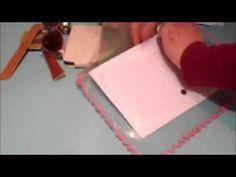 Diy, step by stepBolsa clutch transparente