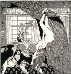 OH MY GOD: Franz Von Bayros (1866-1924). La decadencia del Marqués Von Bayros.