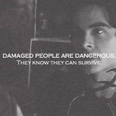 #AlecLightwood #DamagedPeople #TMI #Shadowhunters