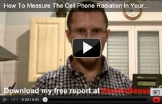 How To Measure Radio Frequency (RF) Radiation In Your Home