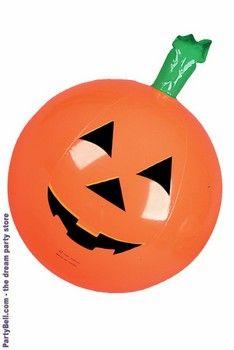 Halloween Inflatable Pumpkin  $1.78