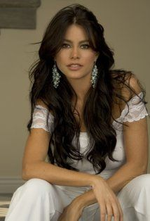 Sofia Vergara is one of my heroes. Who says you can't be funny and beautiful?