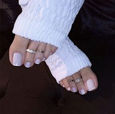 All sorts of high heels and pretty feet. May contain pictures of stockings, thongs, and sexy outfits, but not nudity. Pretty Toe Nails, Cute Toe Nails, Cute Toes, Pretty Toes, Sexy Nails, Sexy Zehen, Acrylic Toe Nails, Long Toenails, Toe Nail Color