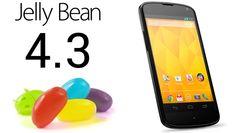 Faça um ''Tour'' minunsioso sobre o novo sistema operacional Android 4.3 Jelly Bean. - MM ON