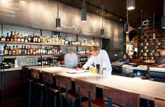 overhead restaurant menu soffit - Google Search