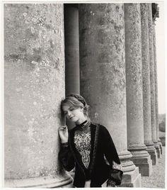 Cecil Beaton, Charlotte Rampling, 1972