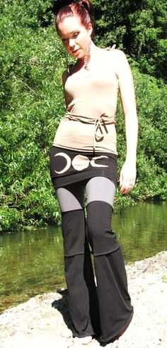 Hey, I found this really awesome Etsy listing at https://www.etsy.com/listing/65496676/moon-phase-devi-yoga-pants