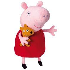 Peppa Pig - Peluche Peppa con Voz