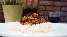 Hi everybody! Today I am cooking delicious Chilli with Meat and Steamed Rice. I started cooking this recipe a little time ago, when I moved to London with my boyfriend, more precisely four months a...
