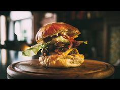 The Making of Tommi's Burger Joint's Bacon Cheeseburger - YouTube