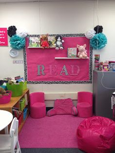 Classroom Decor & More