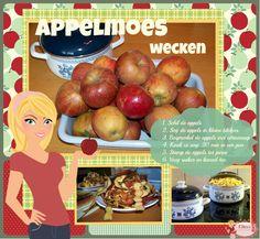 Appelmoes wecken