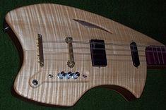 2011 Monsterbass Guitars Electric Mandola