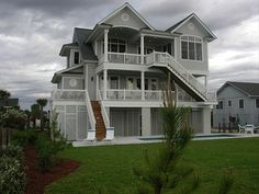 Garden City Beach House Rental: Spectacular Ocean Front Home With Pool & Elevator 6 Br/6 Ba | HomeAway