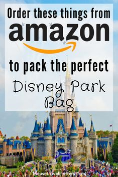 Things Everyone Should Bring For A Day At Disney The Awesome Disney World Packing List is just a list of suggestions of what to pack for a Walt Disney World vacation. - Travel Orlando - Ideas of Travel Orlando Packing List For Disney, Disney World Packing, Disney World Vacation Planning, Disneyland Vacation, Disneyland Tips, Walt Disney World Vacations, Disney Planning, Vacation Packing, Disney Honeymoon