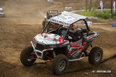 Wes Miller of H-Bomb Media prepares for the #Terracross Series in his GBC Motorsports #Polaris #RZR #XP1000 #knfilters