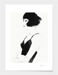 "Curioos.com | ""219"" by Floyd Grey - Gallery Quality Art Print from 15€ ($19)"