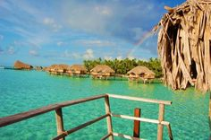 Le Tahaa Island Resort & Spa, French Polynesia - total paradise!