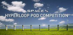 Конкурс SPACEX HYPERLOOP POD