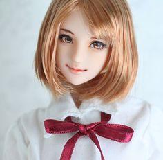 """★ and Rey ★ 1/6 custom doll head """"Ami"""""""