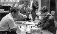 Geller vs Fischer  Curazao 1962