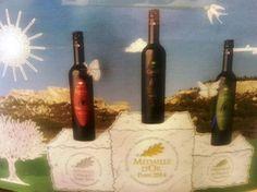 Huile d'olives AOC, bio et fruitées du moulin Castelas des Baux de Provence médaillées or et argent au CGA Paris 2014