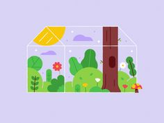 Spring Animated 🌸🌿🍄 designed by Jordan Jenkins. Connect with them on Dribbble; the global community for designers and creative professionals. Graphic Design Typography, Branding Design, Logo Design, Spring Design, Art Courses, Flat Illustration, Character Illustration, Silver Spring, Create A Logo
