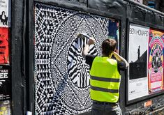 Matt Manson - Rollout #mattmanson #artist #wallpaper #rollout Mughal Architecture, Arts And Crafts Movement, Art Decor, Wallpaper, Artist, Design, Wall Papers, Tapestries, Wallpapers