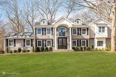 Magnificent Expanded And Fully Renovated 4 Bed, 4 Bath Colonial.  The Kitchen Is A Chef/Entertainer's Dream. Custom Cabinets, Two Dishwashers, Pantry, Huge Island, Italian Marble Back Splash, Two Side Gas Fireplaces And More.