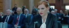 Chastain plays a no-nonsense lobbyist and shows why she's one of the best actresses of her generatio... - EuropaCorp USA