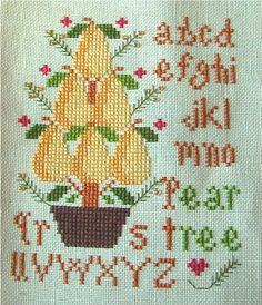 Cross Stitch - stitched by Shirl Mays 2011