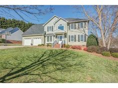 4 bedroom, 3 bath home for sale in Gastonia, NC Local Listings, Home Values, Real Estate, Bath, Mansions, Bedroom, House Styles, Home Decor, Bathing