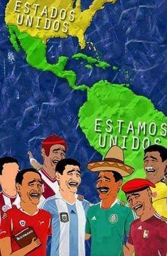 ... Latinos mas unidos que nunca
