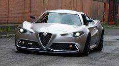 Koetsenbouwer maakt nieuwe 4C, omdat Alfa Romeo het niet doet