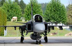 Saab Gripen E.