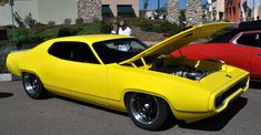 dodge pro touring | But i didn't see the tail... that painted bumper is sweet, and the ...
