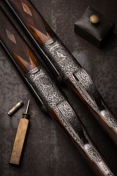 McKay Brown, 20g, side by side, shotguns