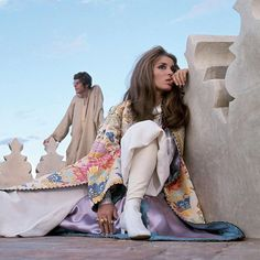 Image result for talitha getty outfits