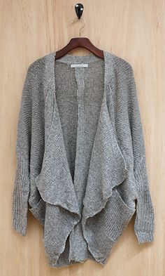 Endless Possibilities Cascading Cardigan - Conversation Pieces