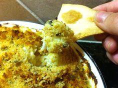 abandon skinny hot artichoke dip more dip yum hot artichoke dip dip ...