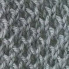 Knitting Stitches, Knitting Patterns, Crochet Pattern, Stick O, Fingerless Mittens, Crochet Crafts, Merino Wool Blanket, Stitch Patterns, Sewing