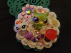 Kawaii Cute LPS Decoden Compact Mirror by Fangirl505 on Etsy