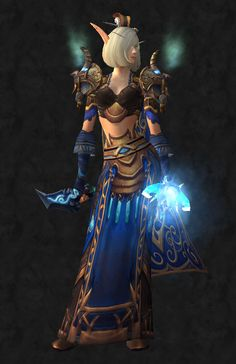 xmogpalace:  Head: Yalia's CowlShoulder: Crafted Dreadful Gladiator's Satin Mantle (Priest Only)Cloak: Permafrost CapeChest: Gown of the Spell-weaverGloves: Gloves of Absolution (Priest Only)Belt: Nethershard GirdleWeapon: Sinister RevengeOff-Hand: Talisman of Kalecgos