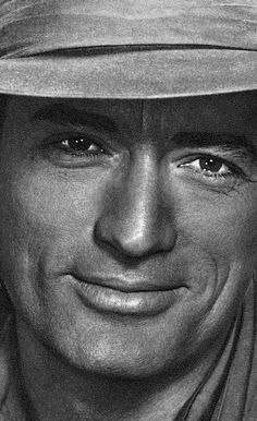 Gregory Peck ~ The Snows of Kilimanjaro, 1952