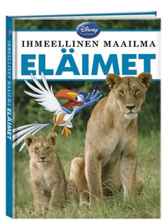 Ihmeellinen maailma: Eläimet -kirjassa esitellään runsas joukko kiehtovia nisäkkäitä, lintuja, kaloja ja matelijoita ällistyttävine ominaisuuksineen tai tapoineen. Ihmeellinen maailma – Eläimet sisältää paitsi hurjan määrän mielenkiintoista asiaa, myös humoristisia piirroskuvia Disney-tarinoista tutuista otuksista sekä upeita valokuvia. Tutustu eläinten ihmeelliseen maailmaan!