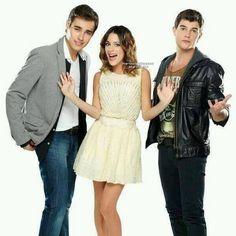 Violetta Boys (Leon & ?)